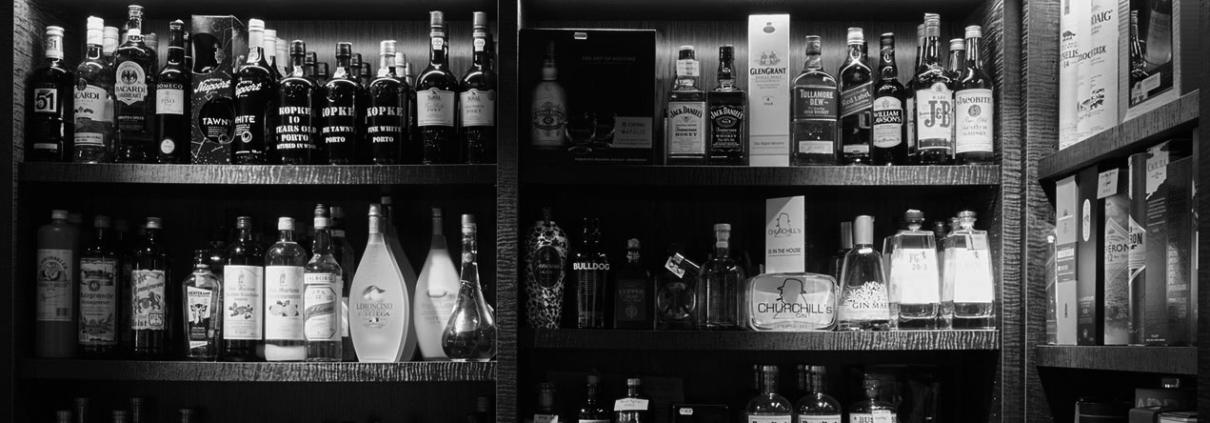 Sterke drank: Gin, whisky, likeurs,...